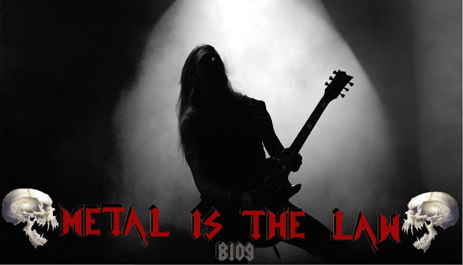 Metal Is The Law