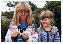Med min dotter 1983