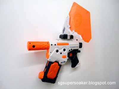 how to make a nerf cannon