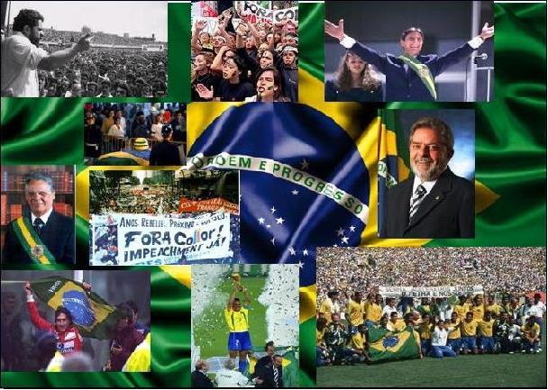 Fatos Históricos no Brasil; após Ditadura Militar