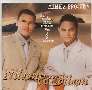 ScannedImage Baixar CD Nilson & Edilson   Minha Procura