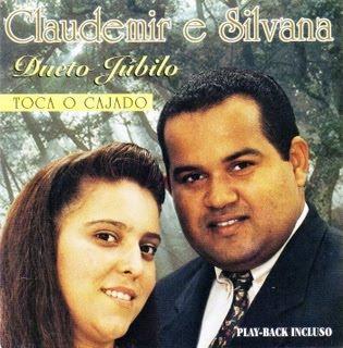 duetojbilo Baixar CD Claudemir e Silvana   Toca o Cajado   (Voz e Play Back)