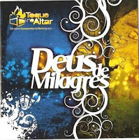 Toque No Altar - Deus De Milagres
