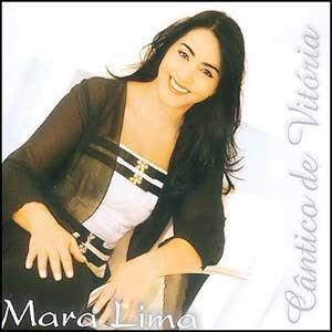 mara+lima CD Mara Lima   Cantico De Vitória Voz e Playback