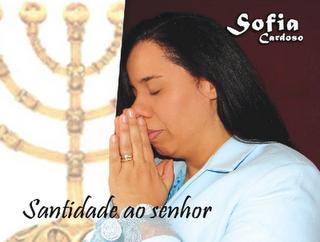 sofiacsantidadesi4 Sofia Cardoso   Santidade Ao Senhor 2008 Voz e Playback