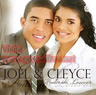 capa+joel+e+cleyce+c%C3%B3pia Joel e Cleyce   Poder do Louvor