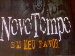 Banda Novo Tempo - Em Meu Favor(2010)