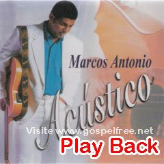Marcos Antonio - Ac�stico - Playback 2004