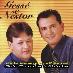 socontavitoriagesseenesgd1 Baixar CD Gessé e Nestor   Só Conta Vitória