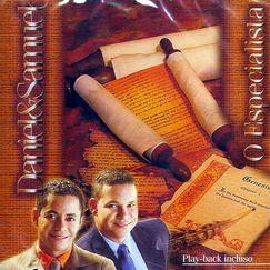 Daniel e Samuel - O Especialista - PlayBack completo - 1999