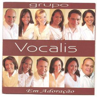 Grupo Vocalis   Em Adoração (2008)