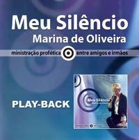 Marina de Oliveira - Meu Silêncio (PlayBack)
