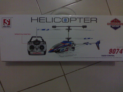 Double Horse DH 9074 RC Helicopter Medium
