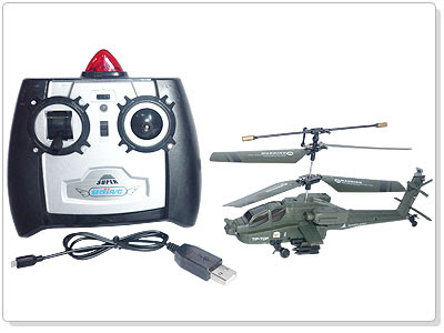 udirc U803 Apache RC Helicopter Mini