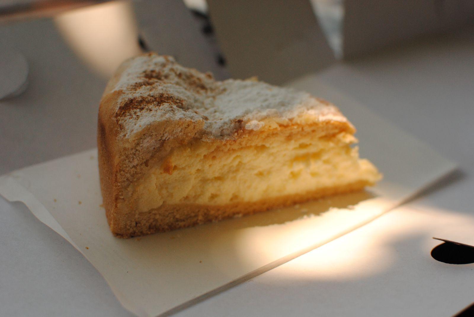 Richard Elliot\'s Blog: Haberfield Taste Off: Ricotta cheesecake