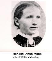 Anna Marie Hansen Morrison