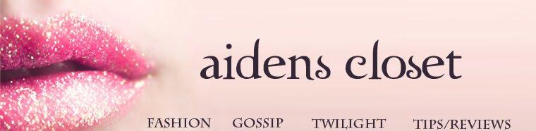 Aiden's Closet