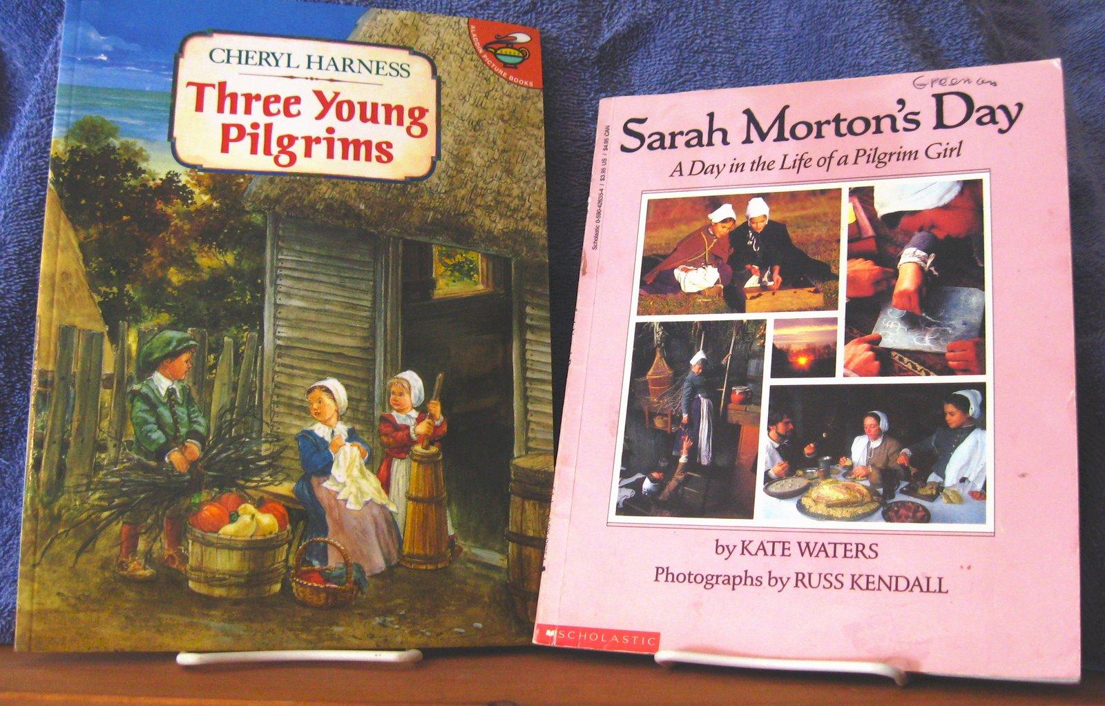 Pilgrims' Party/ Lowitz/ hardback/1969/ Sadyebeth