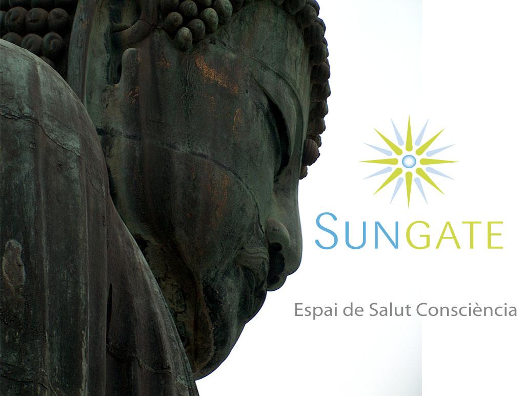 """Sungate """"Espacio de salud y conciencia"""""""