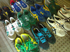 thanks for asics MANIA