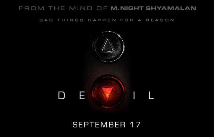 Devil M Night Shyamalan Movie Trailer First Look