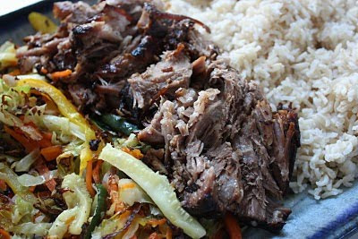 ... Manifesto: Slow Cooker Five Spice Asian Pork Roast with Roasted Slaw