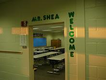 Mr. Shea's Classroom