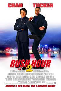 Giờ Cao Điểm 2 - Rush Hour 2 poster