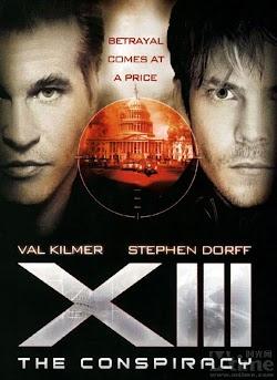 Điệp Viên XIII - XIII: The Conspiracy (2008) Poster