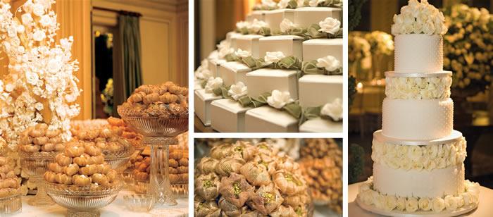 decoracao branca e dourada para casamento : decoracao branca e dourada para casamento: Casamento
