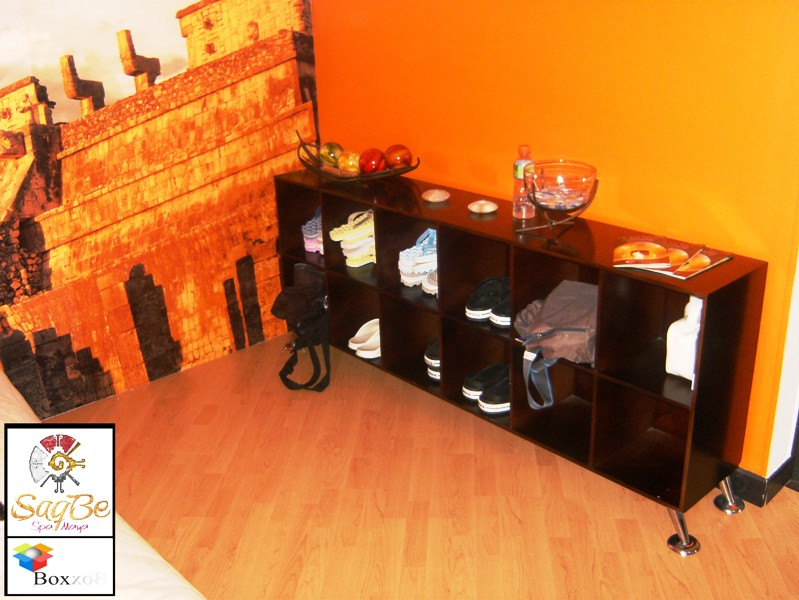 Box interior design productos desarrollados para saqbe for Comedor japones bogota