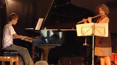 stage de musique classique
