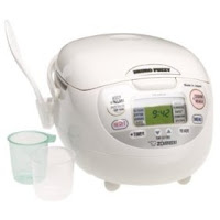 Zjirushi NS-ZCC18 10-Cup Neuro Fuzzy Rice cooker and warmer