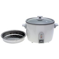 Zojirushi NHS-18 10 Cup Rice Cooker Steamer