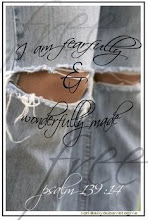 I am Fearfully and Wonderfully Made!