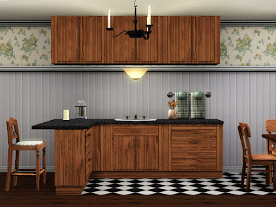 Viewed Simple Kitchen Counters Islands Cabinets By Plasticbox