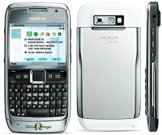 Smartphone Nokia E71