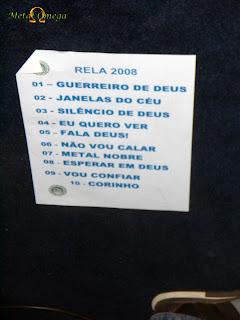 Set-List - Show Ministério Metal Nobre Brasília DF by Metal Ômega
