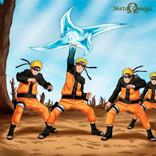 Fuuton Rasenshuriken - Naruto Shippuuden 095 Os dois amuletos