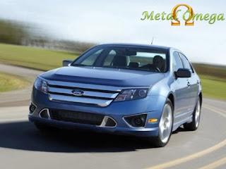 Ford Fusion Segunda Geração por Chip Foose