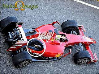 Nova Ferrari F60 F1 2009