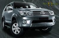 Nova Toyota Hilux SW4 2009