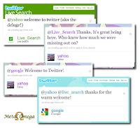 Twitter Conversa entre Grandes