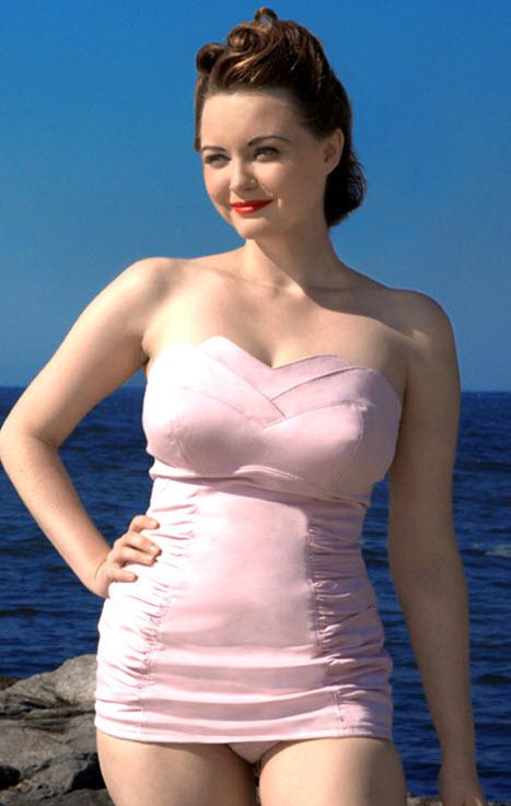 Nancy Pelosi Bathing Suit I put on my swim suit and