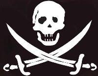 ВКонтакте - самый большой пират в России
