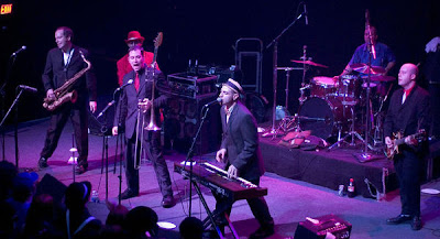 The Slackers live