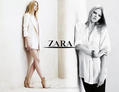 Zara printemps/été 2009