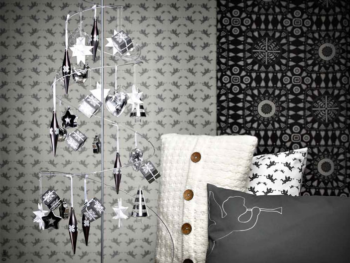 ikea decoration noel deco noel ikea deco noel google and search on pinterest with ikea. Black Bedroom Furniture Sets. Home Design Ideas