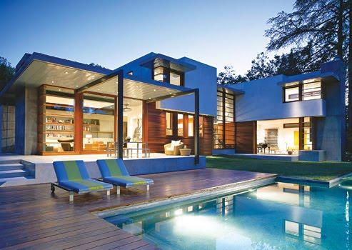 House observations arkitekt steven ehrlich for Arkitekt design home