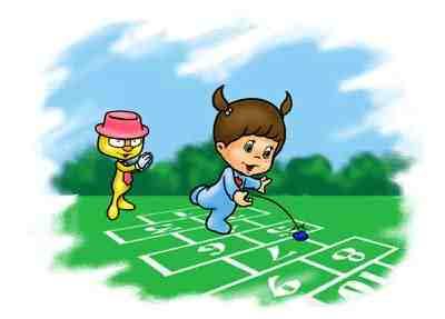Juegos infantiles para educacion fisica juegos populares for En juego largo hay desquite